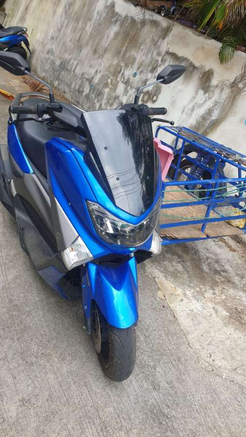 Yamaha Nmax  2019  side car