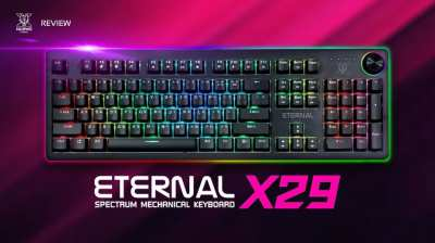 Eternal X29 (Blue Switch Otemu )