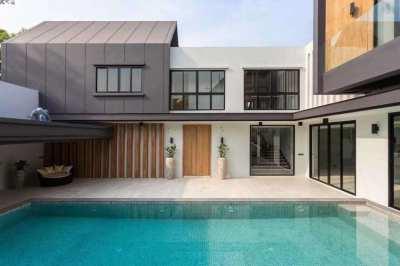 Baan Pool Villa Chiang Mai Modren Style Nodic