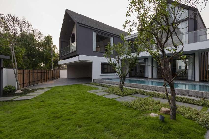 Baan Pool Villa Chiang Mai Minimal Style