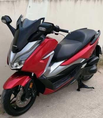 01/2020 Honda Forza 300 129.900 ฿ Finance by shop