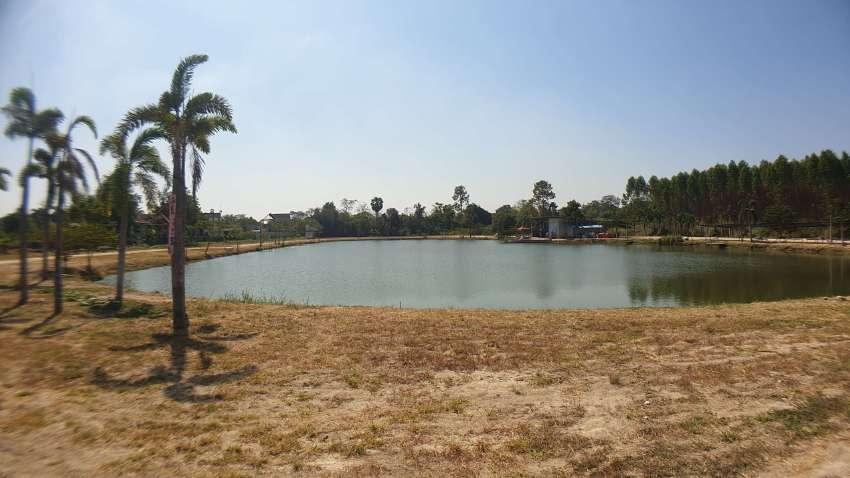 #1243    19 RAI - QUIET DEVELOPMENT SITE LAND OVERLOOKING OWN LAKE