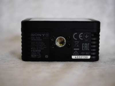 Sony RX0 Ultra-compact Shock-, Crush-, and Waterproof Camera.