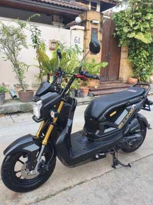 Honda Zoomer X - 2019