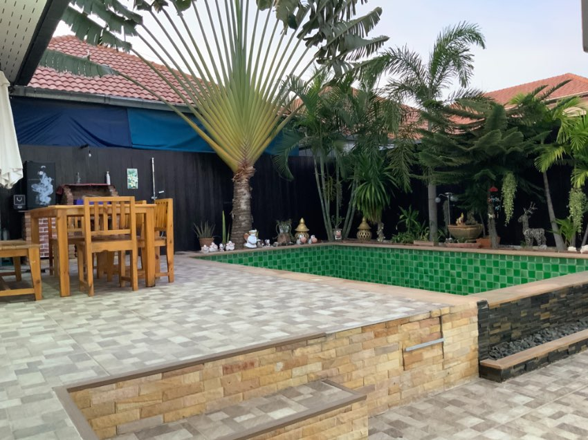 Private Pool House for Sale in East Pattaya!