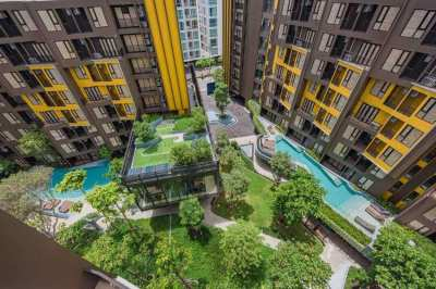 2 bedrooms The Base Central Phuket for rent