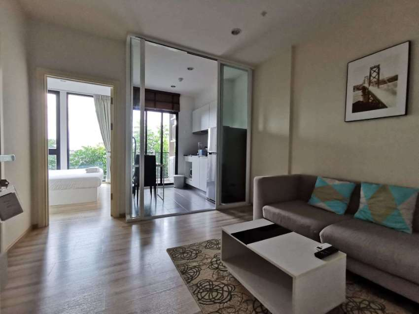 The Base Uptown condo near Tesco Lotus Extra Bypass Road for Rent