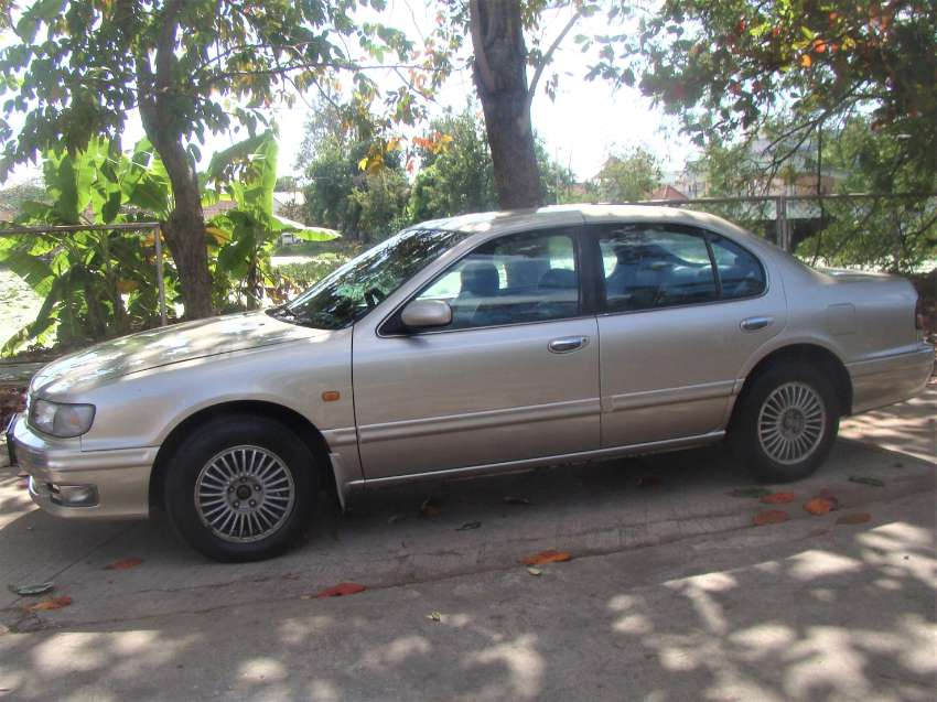 Nissan Cefiro A32, cheap and reliable