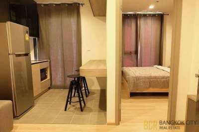 The Base Garden Rama 9 Luxury Condo Special Price 1 Bedroom Unit