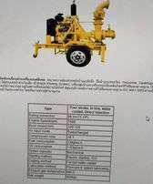 High Speed Diesel Waterpump Eifel Model HFEA 150/26