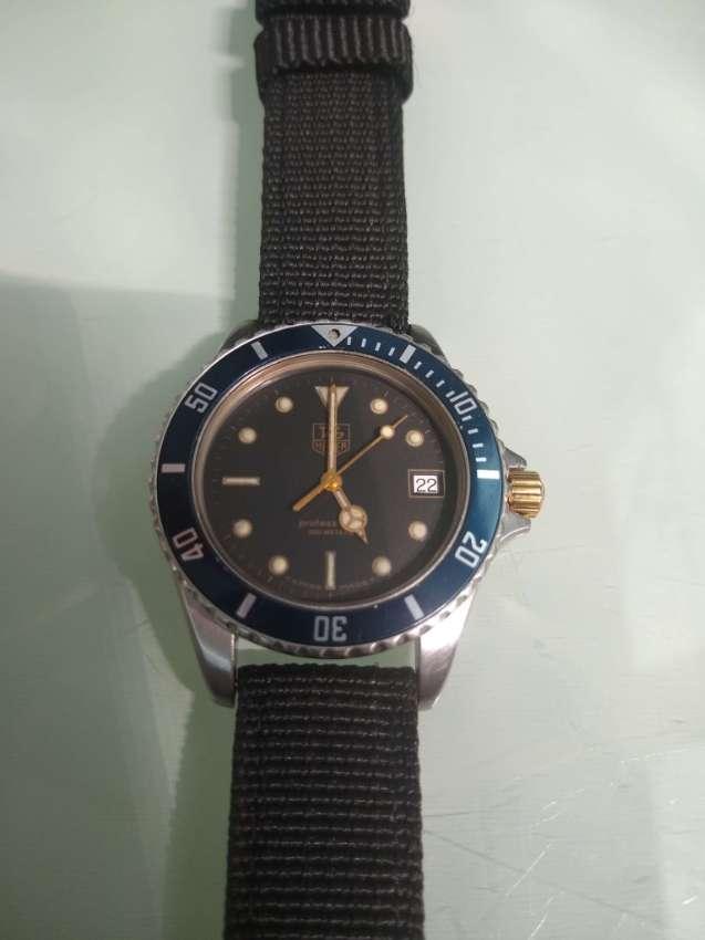 Tag Heuer 1000 Series 980.020N 38mm Men Watch