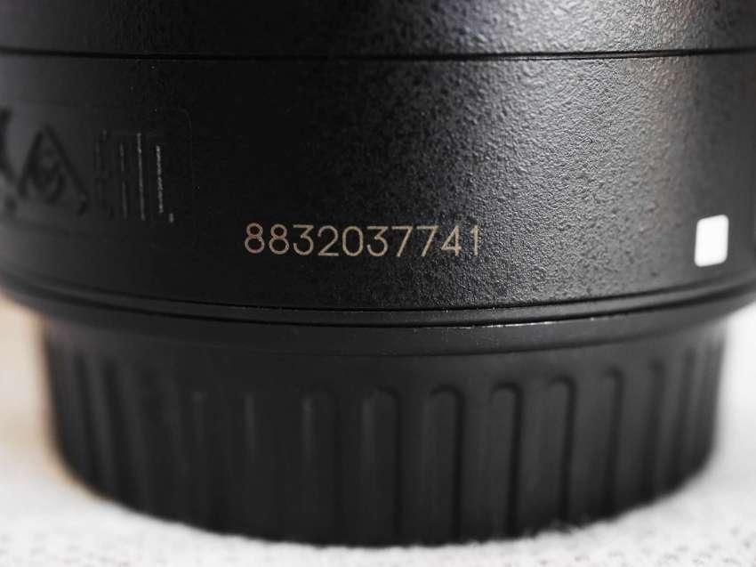Canon EF-S 18-55mm f4-5.6 IS STM Last Model of kit Lens