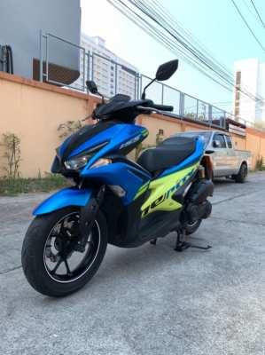 2019 YAMAHA AEROX 155 R VERSION