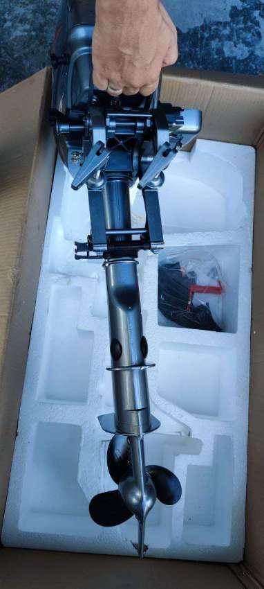 Hidea Outboard 2-stroke 3.5 hp