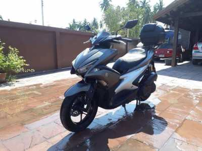Yamaha Aerox 155cc ABS For Rent