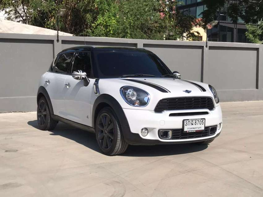 2014 MINI COOPER Countryman 2.0 SD ALL4 Diesel
