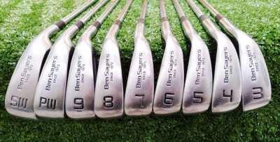 Ben Sayers Shintomi Golf Limited Custom 100-ST Irons