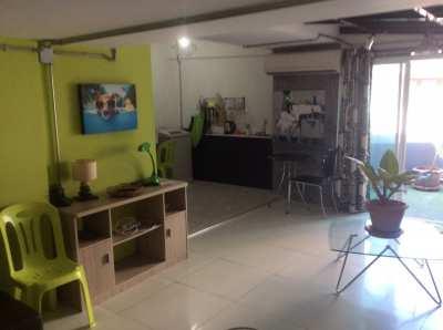 Covid price : 5.000 bahts for loft 55 sqm , Pattaya , No deposit.