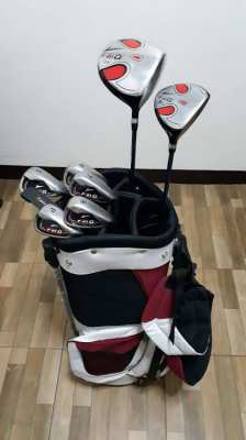 ladies golf club set