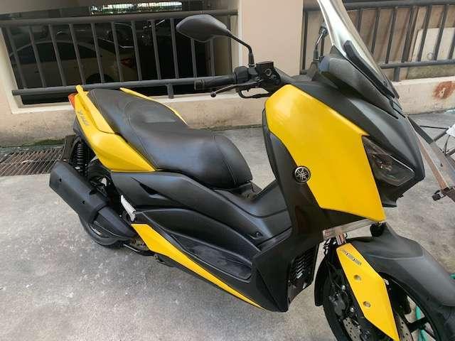 Yamaha XMax 300CC, 2017 model, ONLY 3400 km, in Pattaya