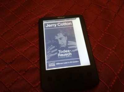 ebook reader trekstor pyrus 2 led