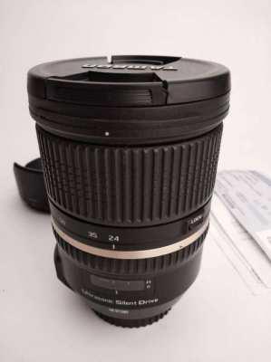 Tamron 24-70mm f/2.8 Di VC USD Lens Canon