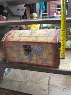 Set Of 3 Atlas Chests