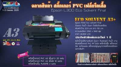 Epson L1300 Eco Solvent Final