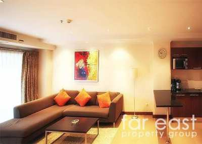 80 sqm Jomtien 1 Bedroom Condo For Sale With Tenant