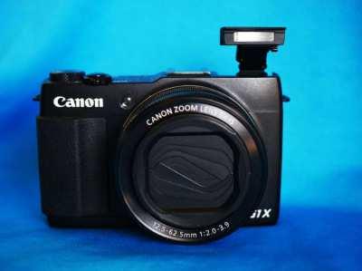 Canon PowerShot G1X II G1 X Mark 2 Digital Wi-Fi NFC Camera  f/2.0-3.9