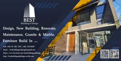 House and renovation The best building and design Co.,Ldt.