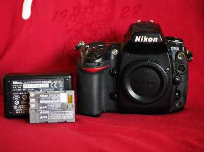 Nikon D700 Full Frame FX-Format DSLR camera