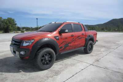 2014 FORD RANGER 3.2LT WILDTRACK 4X4 ... REDUCED PRICE