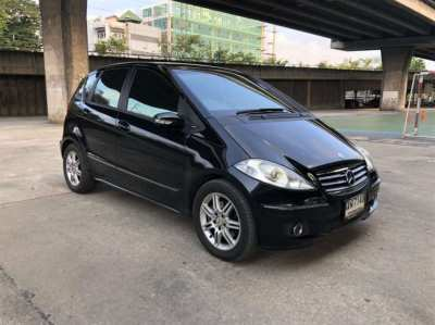 2008 MERCEDES BENZ A170 Avantgarde