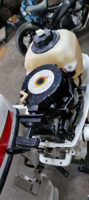 Mercury outboard 2-stroke 5hp