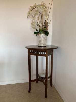 wooden high- bartable