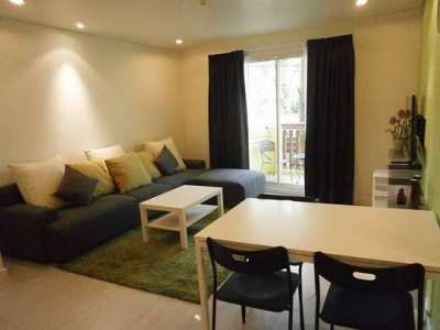 Apartment for rent 1 bedroom 1 bathroom, next to the beach garden view