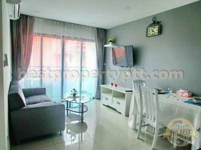 1 bedroom in Pratumnak, pets friendly