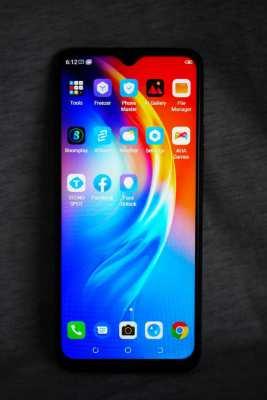 TECNO Spark 5 Air (32 GB, Ice Jadeite) 4G LTE, Android 10, 7