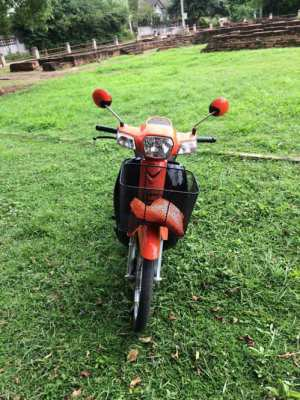 Honda Dream Super Cub 110i * front disc brake * low mileage * TOP