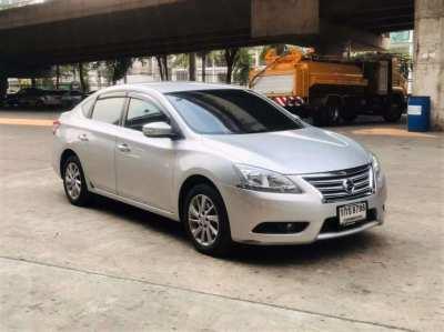 2012 NISSAN SYLPHY 1.8 V auto