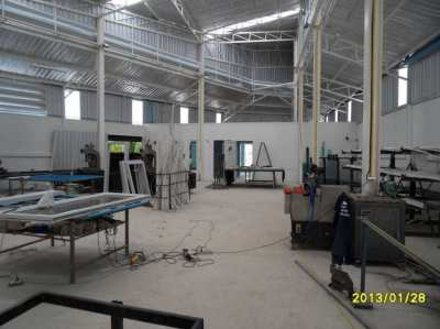 Factory and warehouse for rent