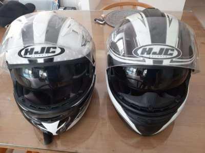 Motorcycle Helmuts