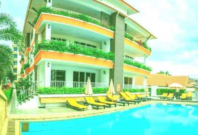 1 bed condo for sale.  Over 50% of the price paid by the owner. !!!!