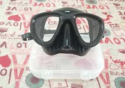 Mares Tana mask condition as new