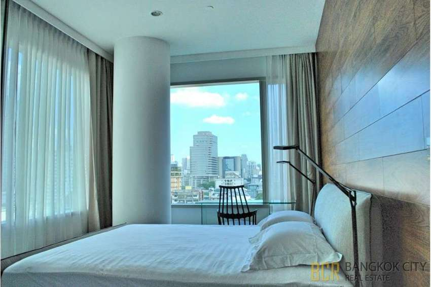 185 Rajadamri Ultra Luxury Condo Best Deal 2 Bedroom Corner Unit Rent