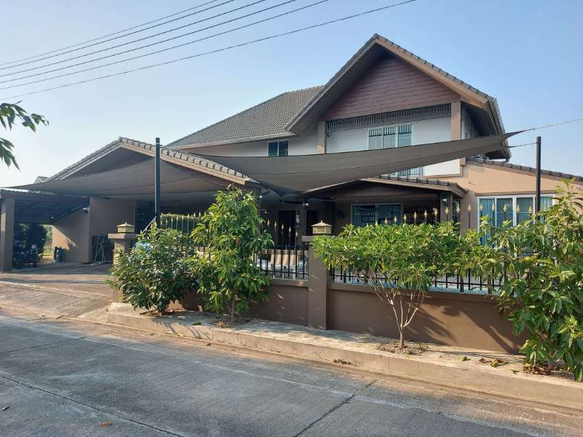 Large Private Family Home In a Top Quality Land and Houses Project
