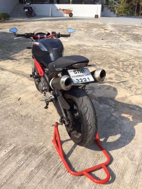 Ducati 795 Monster 2013