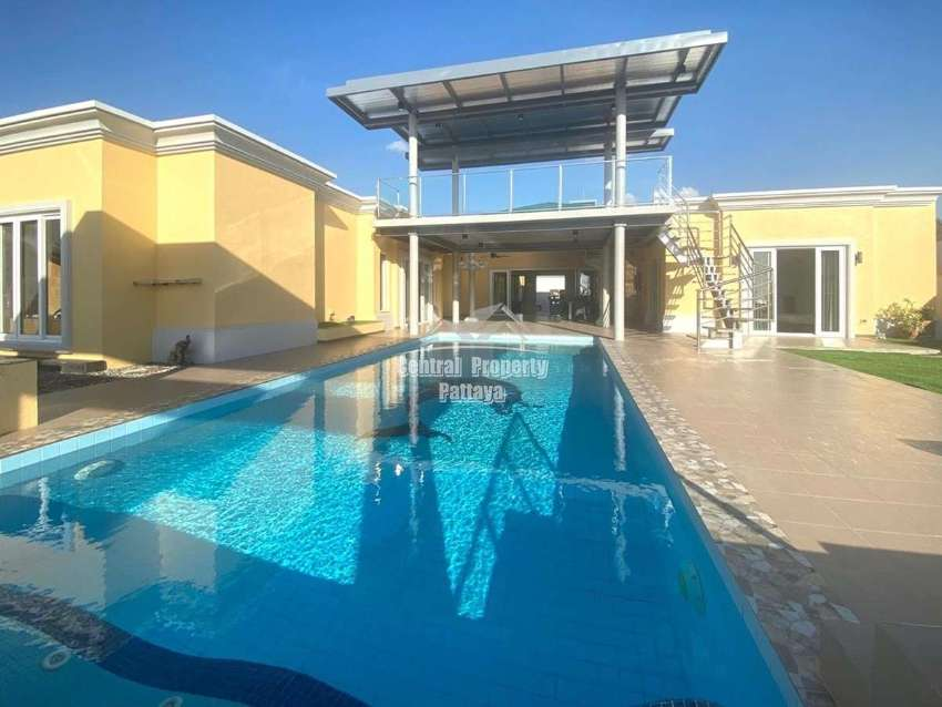 Luxury pool villa in Siam Royal View with sea view, just renovated!!!