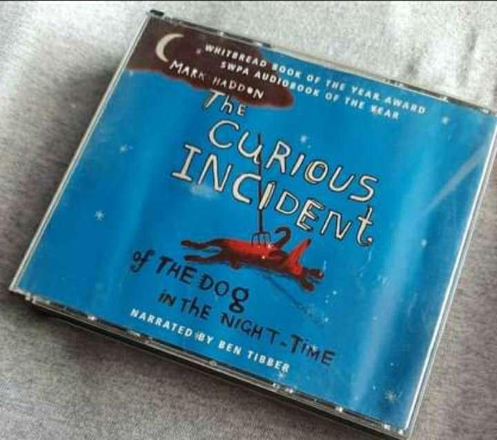 Audiobooks - Curious Incident / Morse / British History